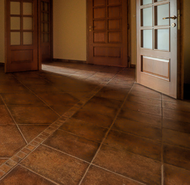 Ceramic and Stone Floors Professionally Installed
