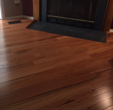 Installation Hardwood Floors
